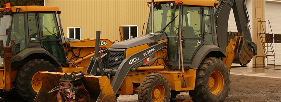 Ontrac 410J Front End Loader